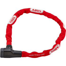 ABUS 5805K Steel-O-Chain Cykellås, red